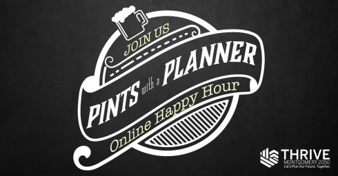 Join Us. Pints with a Planner Online Happy Hour