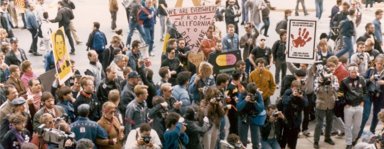 FDA Protest 1988