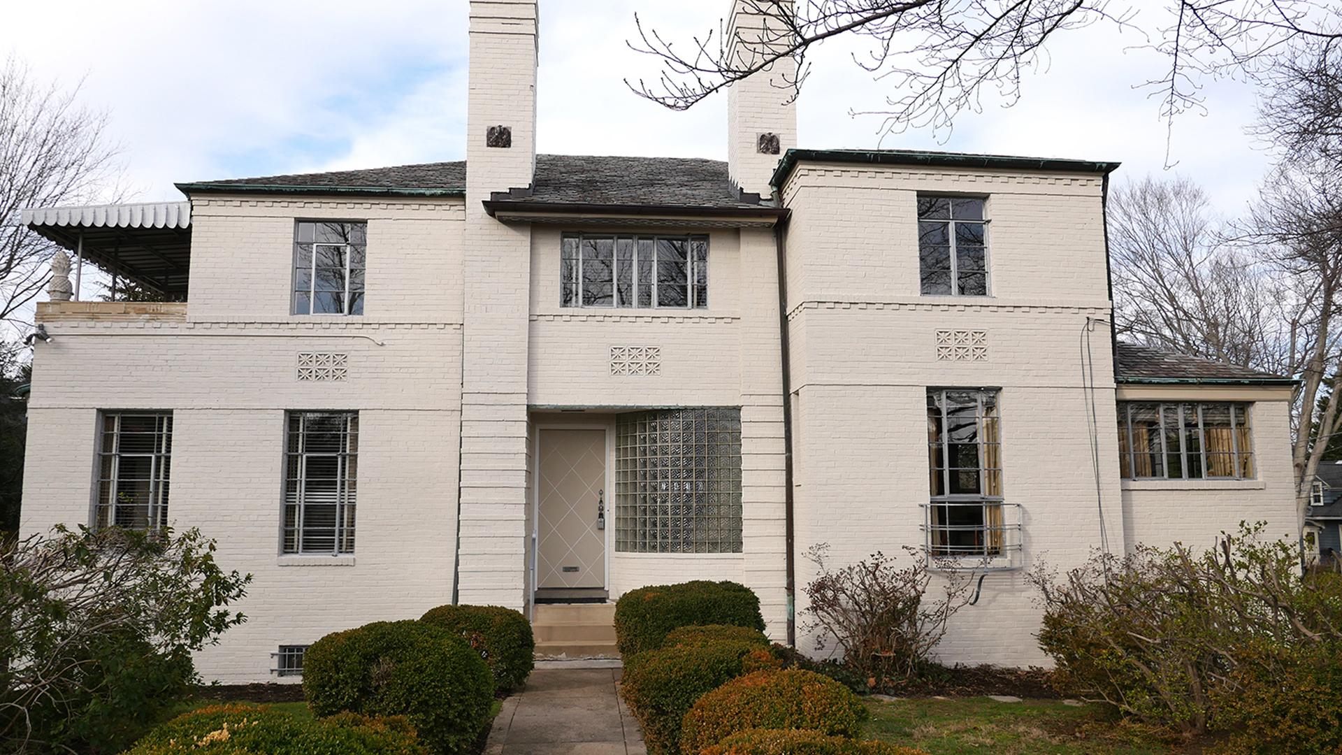 Mesrobian House Historically Designated