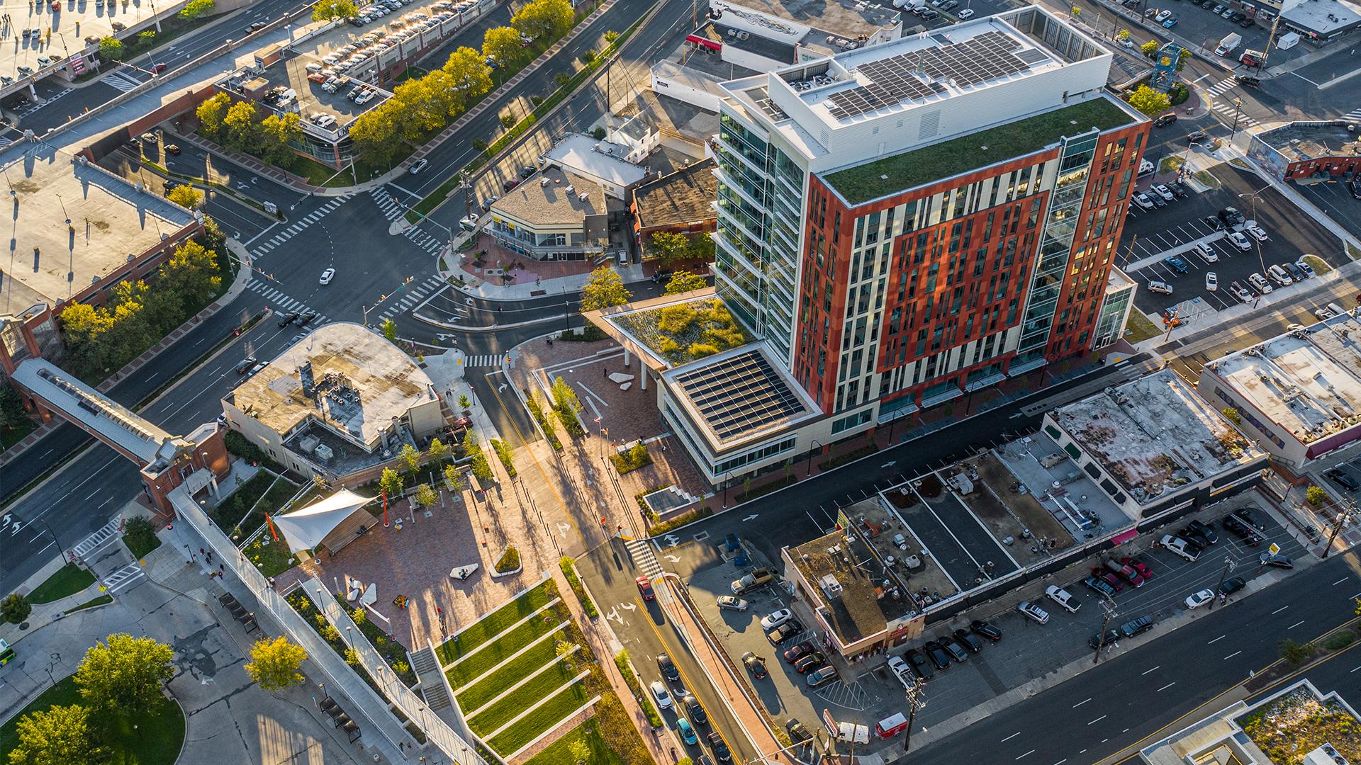 Wheaton Headquarters Named Finalist for ULI Award