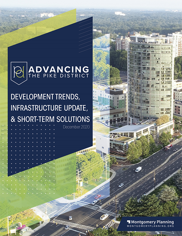 Advancing the Pike District Trends Report December 2020 cover
