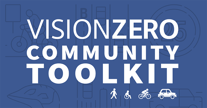 Vision Zero Community Toolkit cover