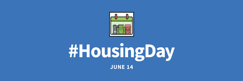 Housing Day, June 14