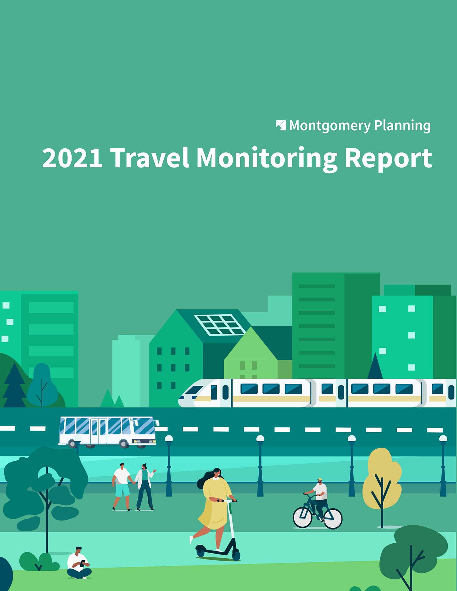 travel monitoring report cover